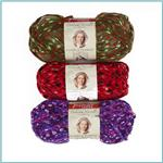 Deborah Norville Cuddle Fleece Yarn