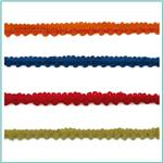 1/8'' Mini Pom Poms Ribbon