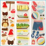 Martha Stewart Crafts Stickers Travel & Vacation