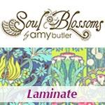 Amy Butler Soul Blossoms Laminated Cotton Fabric
