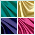 Debutante Stretch Satin Fabric