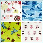 Minky Novelty Fabric