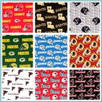 NFL Cotton Broadcloth Fabric