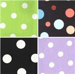 Polka Dot Home Decor Fabric