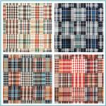 Designer Yarn Dyed Double Cloth Shirting Fabric