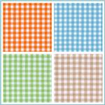 "Kaufman Woven 1/8"" Carolina Gingham Fabric"