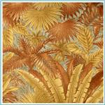 Indoor/Outdoor Tropical & Floral Fabric