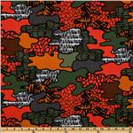 Jungle Jive Jungle Camo Bright