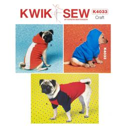 Kwik Sew Dog Coat Pattern