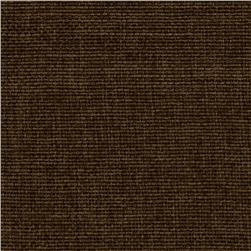 Vintage Poly Burlap Brown