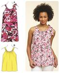KP-3610 Kwik Sew Casing Top & Dress Pattern