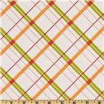 212530 Riley Blake Avignon Plaid Green