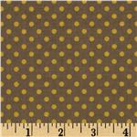 FR-077 Seaside Dot Brown