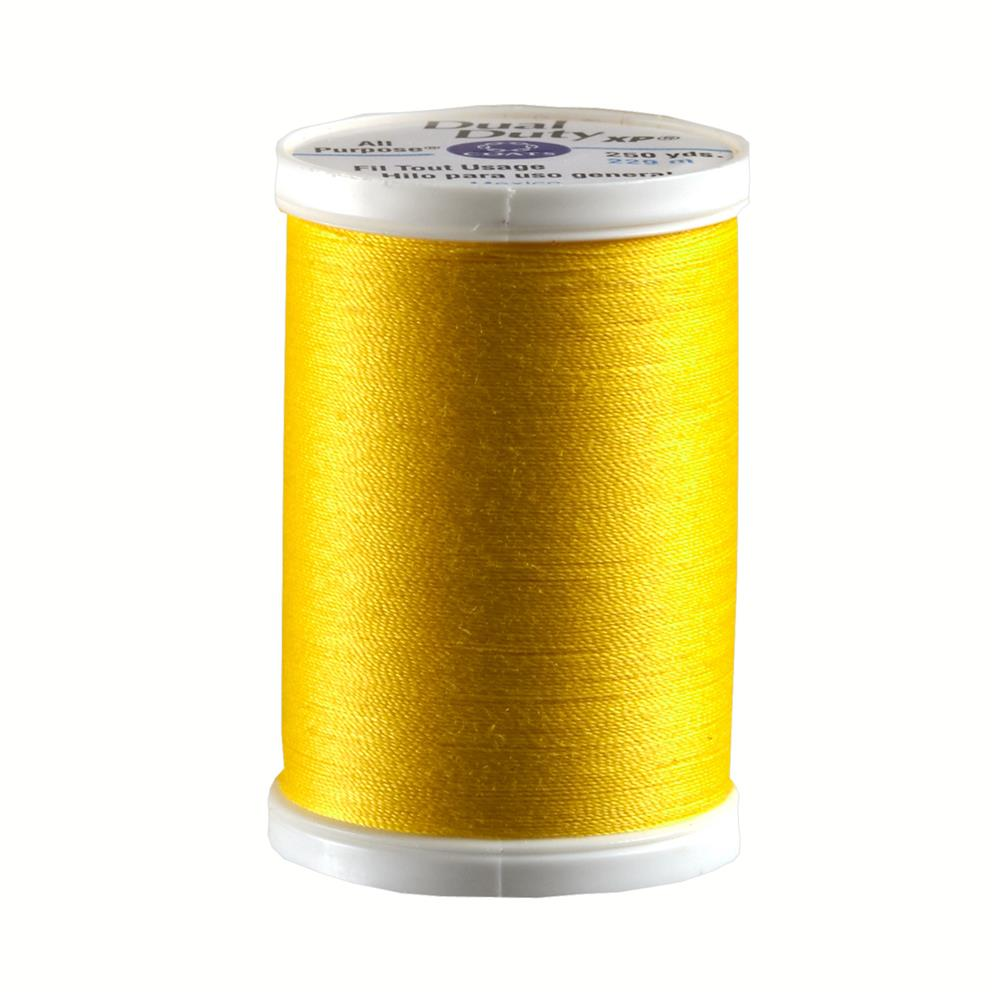 Coats & Clark Dual Duty XP 250yd Sun Yellow