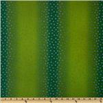 234612 Photochrome Petals Dots Ombre Linear Dots Green