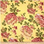 Bella Floral Yellow