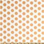 0265752 Mischief Flannel Cookie Dots Cream