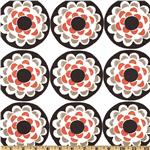 DU-669 Ty Pennington Home Decor Impressions Blossom  Charcoal