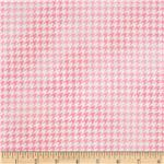 0274172 Blushing Houndstooth Pink