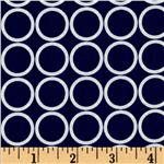 DW-320 Metro Living Circles Navy