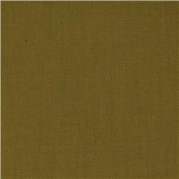 Cotton Supreme Solids Olive Green