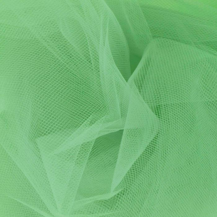108&#39;&#39; Wide Nylon Tulle Lime