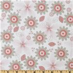 Riley Blake Willow Floral Pink