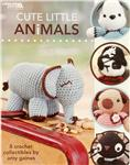LAR-018 Leisure Arts &quot;Cute Little Animals&quot; Crochet Book
