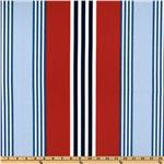Waverly On Course Canvas Stripe Nautical