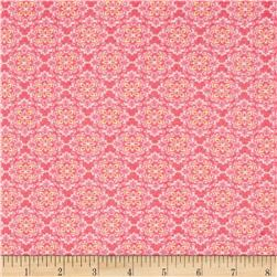VIP Small Fancy Floral Pink