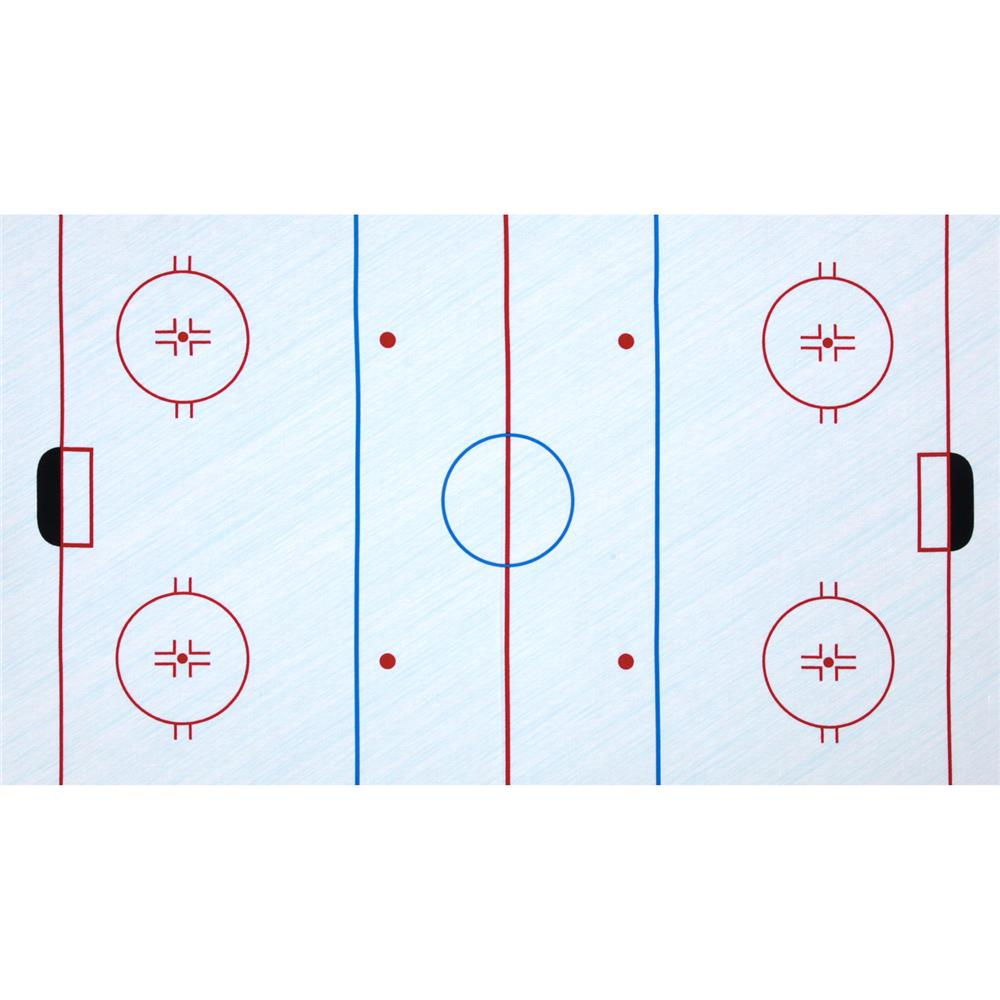 Sports Life Hockey Ice Rink Panel Ice Blue