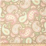 Isso Ecco and Heart Paisley Tan