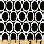 0268348 Remix Ovals Black