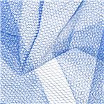 CI-169 Nylon Net Sapphire Blue