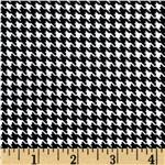 0265610 Kanvas Great Scotts Houndstooth White