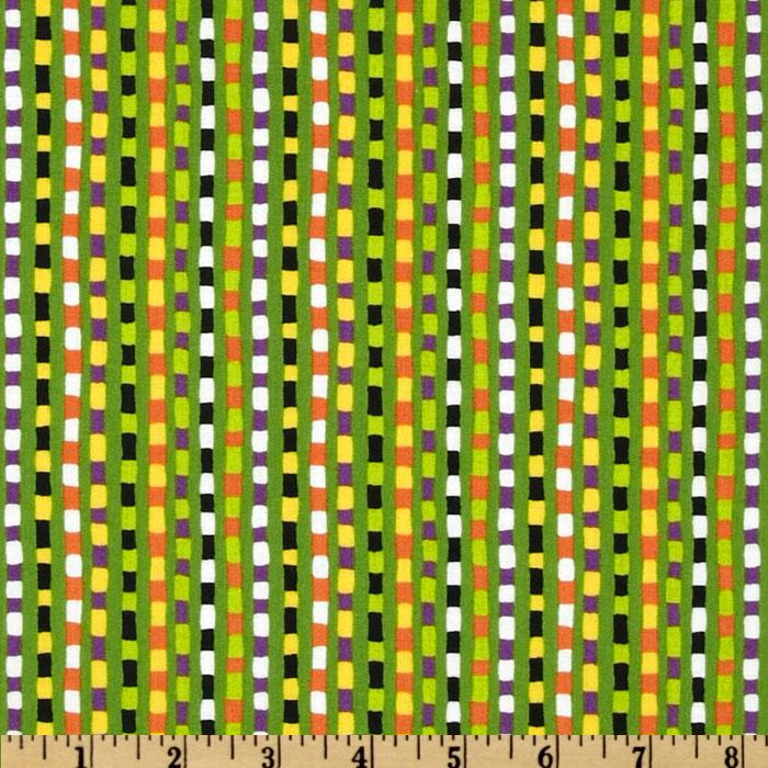 Be Witched Stripe Green