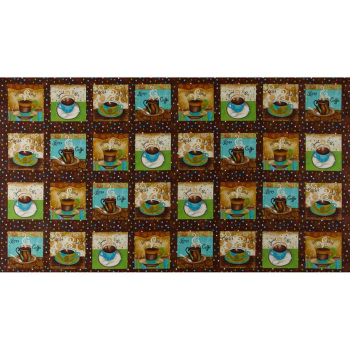Zippy Java Blocks Brown