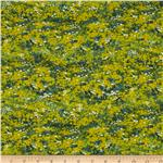 Summerwind Farm Flower Field Yellow/Green
