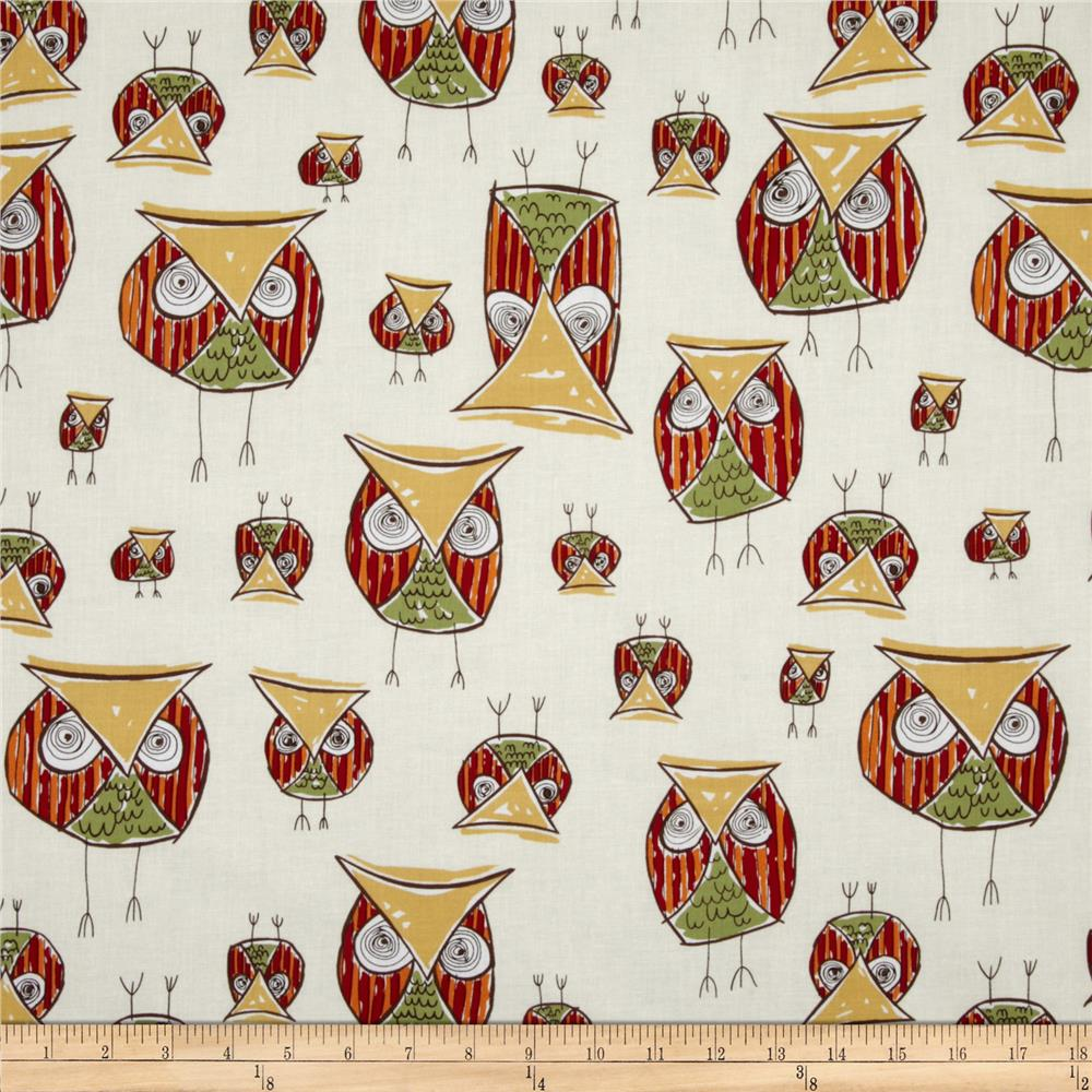 Honey Crisp Owls Cream