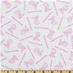 Peanuts-Project Linus Linus Character White/Pink