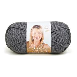 Lion Brand Vanna's Choice Yarn (151) Charcoal Grey