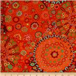EP-492 Kaffe Fassett Millefiore Tomato