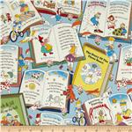 0270389 Story Book Classics Books Blue