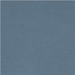 Stretch Tissue Jersey Knit Light Blue