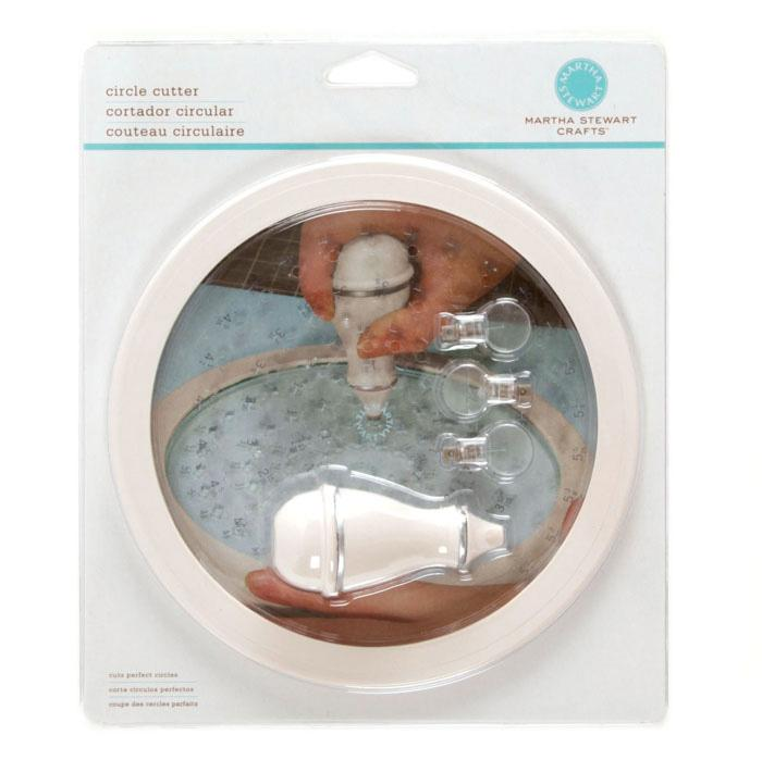 Martha Stewart Crafts Circle Cutter