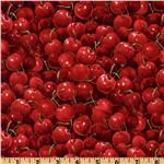 Farmer John's Marketplace Cherries Red