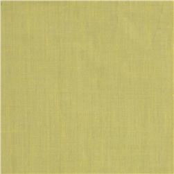 Cotton Blend Broadcloth Lemon
