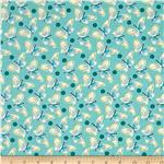 0277960 Blossoming Butterfly Roundup Aqua