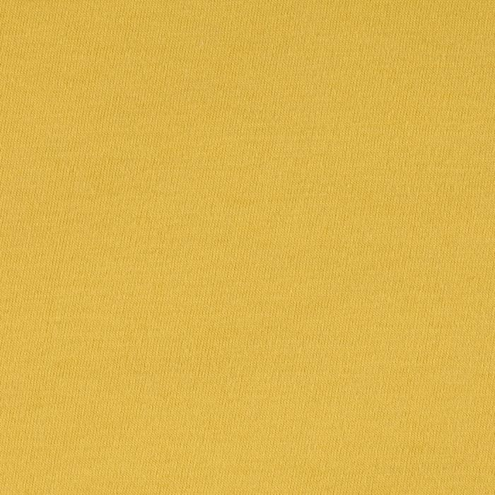 Organic Cotton Jersey Knit Yellow