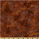 FM-277 Shades Of The Season Tonal Foliage Rust